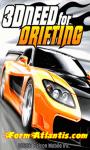 3d Need For Drift screenshot 1/1