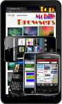 Top Mobile Browsers screenshot 1/3
