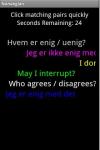 Learn Norwegian Quickly screenshot 5/6