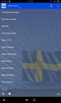 Sweden Radio Stations screenshot 1/3