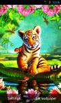 Little Tiger LWP screenshot 2/4