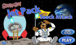 Scooby Doo Jet Pack Snack Attack screenshot 1/6
