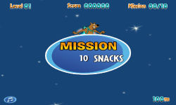 Scooby Doo Jet Pack Snack Attack screenshot 3/6
