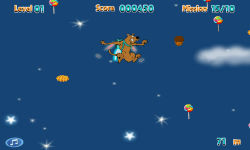 Scooby Doo Jet Pack Snack Attack screenshot 5/6