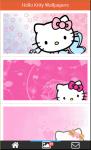 Cute Hello Kitty HD Wallpapers screenshot 1/6