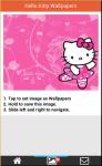 Cute Hello Kitty HD Wallpapers screenshot 3/6
