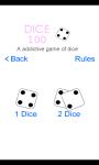 Dice 100 Game screenshot 2/6