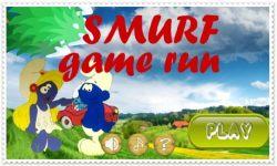 Smurf Game Run screenshot 2/3