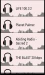 Holy One Radio screenshot 3/4