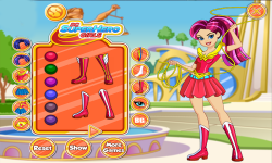 DC Super Hero Girls Wonder Woman screenshot 1/3