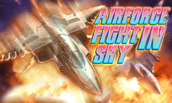 AIRFORCE FIGHT IN SKY screenshot 1/1