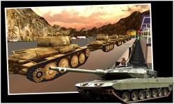 Military Tank Transport Train screenshot 2/5