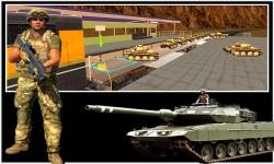 Military Tank Transport Train screenshot 3/5