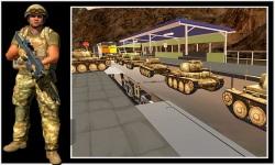 Military Tank Transport Train screenshot 5/5