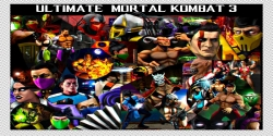 Ultimate Mortal Kombat 3 Begin screenshot 1/6