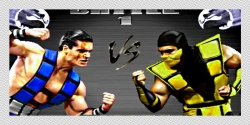 Ultimate Mortal Kombat 3 Begin screenshot 2/6