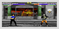 Ultimate Mortal Kombat 3 Begin screenshot 5/6