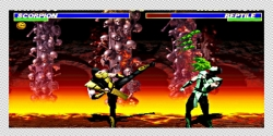 Ultimate Mortal Kombat 3 Begin screenshot 6/6
