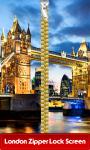 London Zipper Lock Screen Free screenshot 1/6