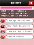 Hockey Trivia Burst screenshot 3/5