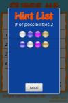 Guess  Color screenshot 4/4