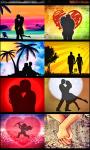 Romantic live wallpapers screenshot 1/6