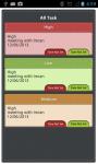 ToDo Task Reminder screenshot 3/4