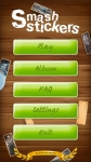 Smash Stickers screenshot 1/6