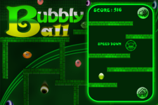 Bubbly Ball screenshot 4/4