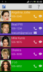 Quick Call - Speed Dial Widget screenshot 1/5