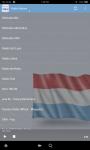 Luxembourg Radio Stations screenshot 1/3