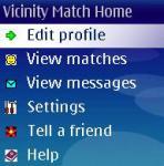 VicinityMatch - Bluetooth Based screenshot 1/1
