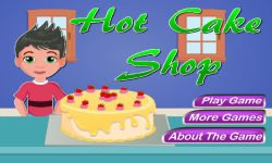 Hot Cake Shop screenshot 1/5