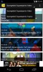 Spongebob Squarepants Video screenshot 2/6