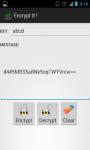 Encrypt - Decrypt Text screenshot 4/5