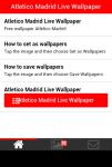 Atletico Madrid Live Wallpaper Images screenshot 2/6