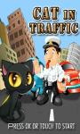 Cat In Traffic - Free screenshot 1/3
