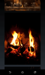 Fireplace Live Wallpaper VD screenshot 1/3