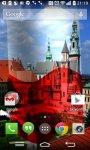 Poland Flag Live Wallpaper FREE screenshot 2/6