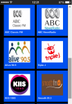 Australia News Australia Radio screenshot 6/6