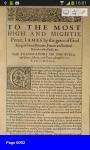 King James Bible Manuscript screenshot 2/4