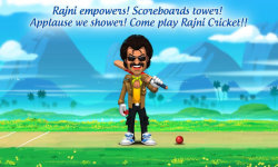 Rajni Cricket screenshot 1/5
