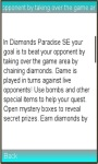 Diamonds Paradise SE screenshot 1/1