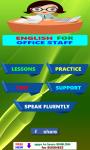 English For Office Staff screenshot 1/4