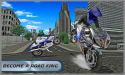 City Moto Biker 2016 screenshot 1/3