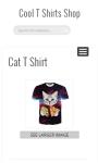Cool T Shirts Shop screenshot 3/4
