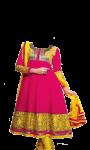 photo of Anarkali dress  screenshot 3/4