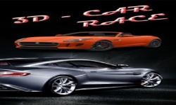 3 D Car Racer screenshot 1/6