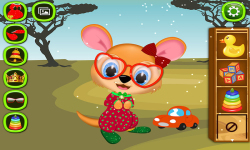 Baby Kangaroo Salon screenshot 4/5