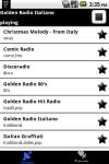 Italia Radio  Pro screenshot 2/3